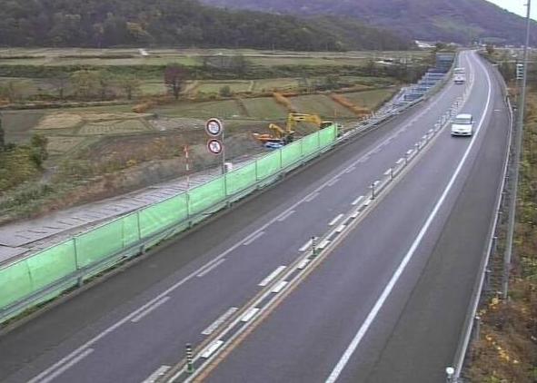 あらい高架橋から上信越自動車道(上信越道)