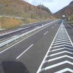 磐越自動車道三川ICライブカメラ(新潟県阿賀町谷沢)