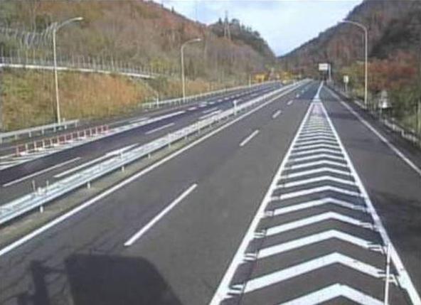 三川ICから磐越自動車道(磐越道)