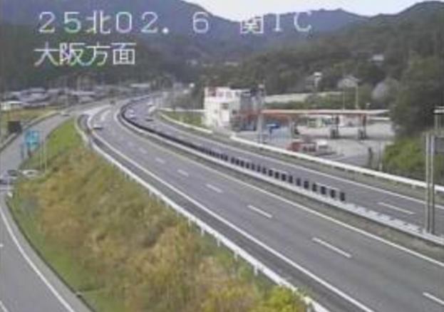 国道25号名阪国道から国道25号