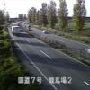 国道7号競馬場インターチェンジライブカメラ(新潟県新潟市北区)