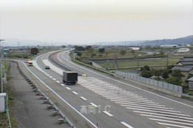 国道470号高岡インターチェンジライブカメラは、富山県高岡市荒屋敷の高岡インターチェンジ(高岡IC)に設置された国道470号・能越自動車道(能越道)が見えるライブカメラです。
