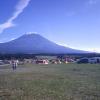 ふもとっぱら富士山ライブカメラ(静岡県富士宮市麓)
