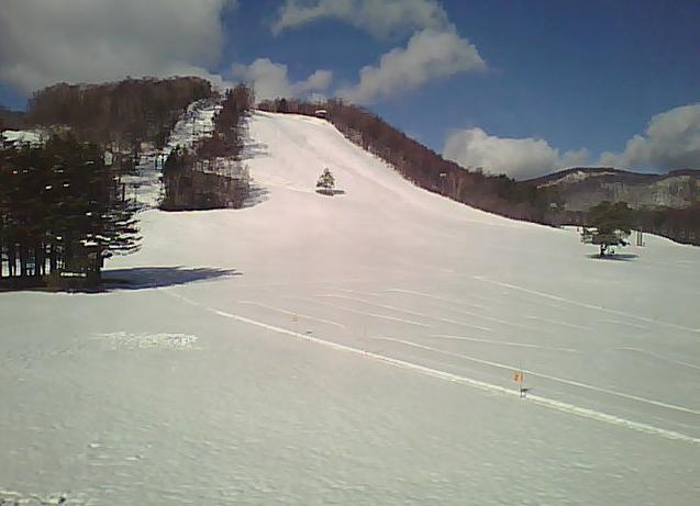 草津国際スキー場天狗山ゲレンデ