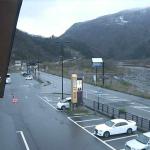 道の駅小谷ライブカメラ(長野県小谷村北小谷)
