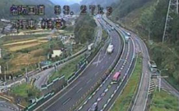 天理東から名阪国道