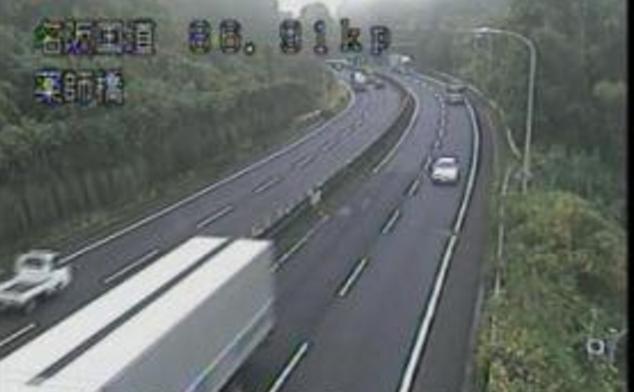 薬師橋から名阪国道