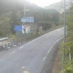 国道181号四十曲峠ライブカメラ(鳥取県日野町板井原)