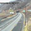 道東自動車道栗山トンネル下りライブカメラ(北海道栗山町滝下)