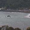 白浜海岸ライブカメラ(高知県黒潮町佐賀)