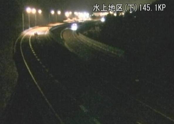 関越自動車道阿能川橋