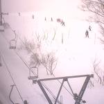 HakubaValley鹿島槍スキー場黒沢ゲレンデライブカメラ(長野県大町市平)