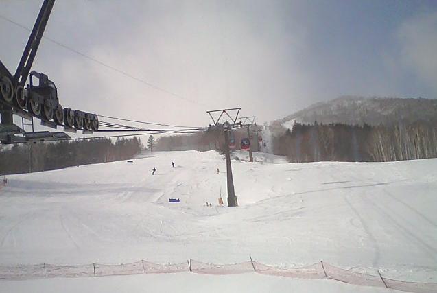 サホロリゾートスキー場