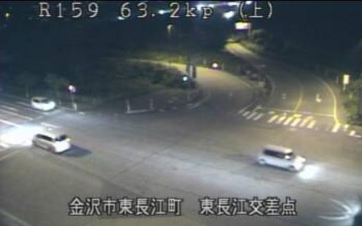 国道159号東長江ライブカメラは、石川県金沢市東長江町の東長江に設置された国道159号(山側環状)が見えるライブカメラです。