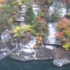 塔のへつりライブカメラ(福島県下郷町弥五島)