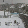 国道161号県境国境ライブカメラ(滋賀県高島市マキノ町)