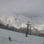 白馬五竜スキー場アルプス平ゲレンデライブカメラ(長野県白馬村神城)