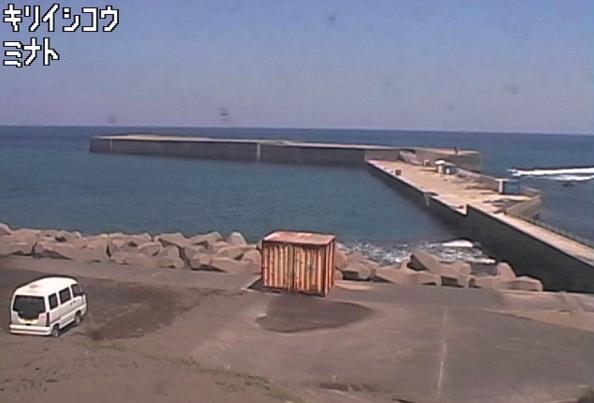 切石港から諏訪之瀬島周辺海域