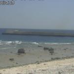 平島東之浜港ライブカメラ(鹿児島県十島村平島)