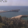 口之島西之浜漁港ライブカメラ(鹿児島県十島村口之島)