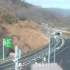 山形自動車道月山ICライブカメラ(山形県西川町月山沢)