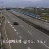 国道8号雄峰大橋ライブカメラ(富山県富山市手屋)