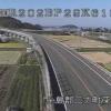 国道202号バイパス淀川高架橋ライブカメラ(福岡県糸島市二丈町)