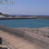 宝島前籠漁港ライブカメラ(鹿児島県十島村宝島)
