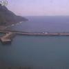 悪石島やすら浜港ライブカメラ(鹿児島県十島村悪石島)