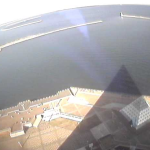 青森県観光物産館アスパム青い海公園西側ライブカメラ(青森県青森市安方)