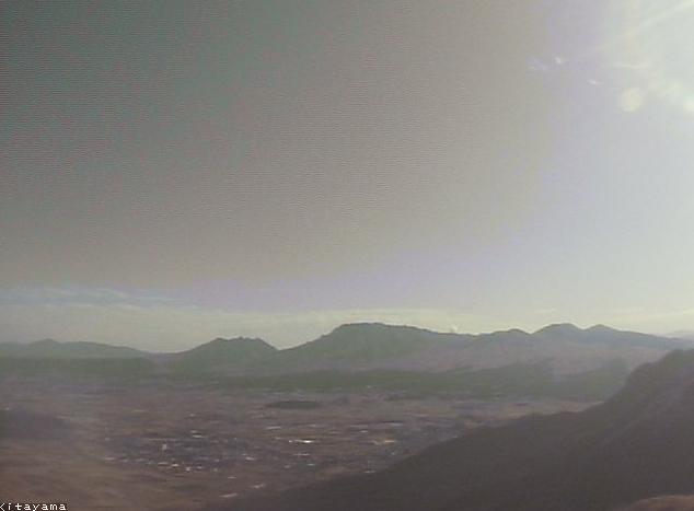 北外輪山阿蘇五岳