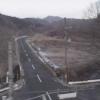 国道105号上戸沢付近ライブカメラ(秋田県仙北市西木町)