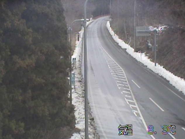 古歌葉から国道397号(江刺から住田方面)