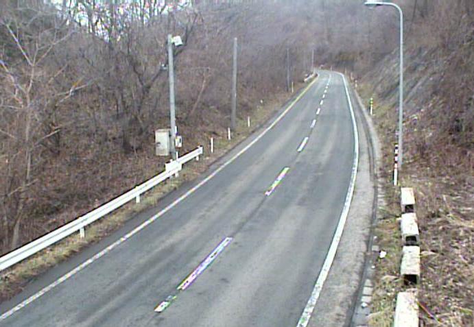 根木町から国道456号(江刺から大東方面)