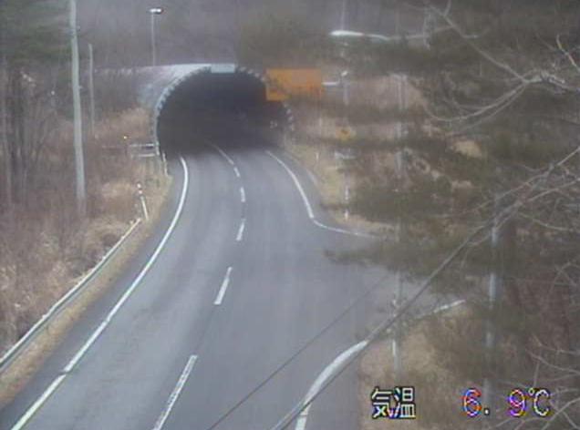 五枚橋から岩手県道42号戸呂町軽米線(山形から軽米方面)