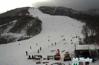 かぐらスキー場かぐらメインゲレンデ