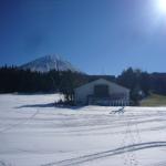 ふじてんスノーリゾートライブカメラ(山梨県鳴沢村富士山)