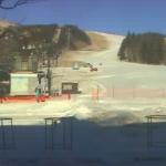 車山高原スキー場ファミリーコースライブカメラ(長野県茅野市北山)