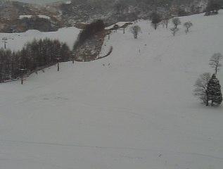 ハチ高原スキー場中央ゲレンデ