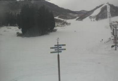 戸狩温泉スキー場カシオペアゲレンデ