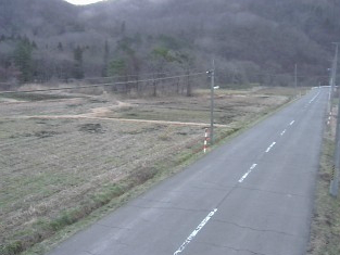 秋保野尻道路状況