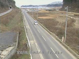 国道45号陸前戸倉駅