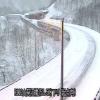 国道112号山葵沼橋ライブカメラ(山形県西川町志津)