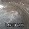 国道7号大岩川ライブカメラ(山形県鶴岡市大岩川)