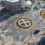 ICTV東和町ラウンドアバウトライブカメラ(長野県飯田市東和町)