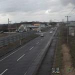 国道279号三保野ライブカメラ(青森県横浜町三保野)