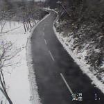 国道282号碇ヶ関遠部沢ライブカメラ(青森県平川市碇ヶ関)