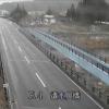 国道4号清水川橋ライブカメラ(青森県平内町清水川)