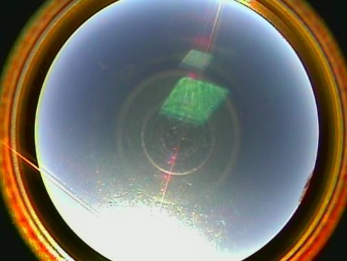 仙台市天文台から仙台上空