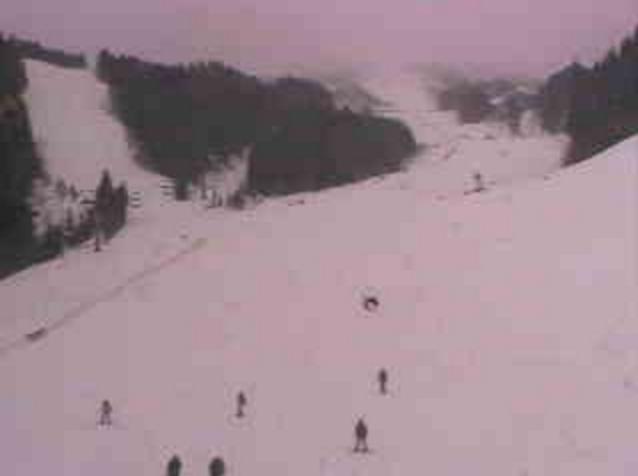 ウイングヒルズ白鳥リゾートスキー場